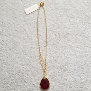 Janna Conner Gold Chloe Necklace